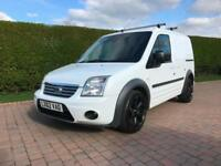 2012 Ford Transit Connect 1.8TDCI 110 Bhp T200 SWB Limited Diesel Van **NO VAT**