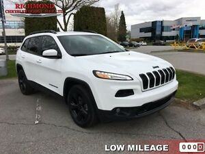 2016 Jeep Cherokee North   - Bluetooth -  SiriusXM - Low Mileage
