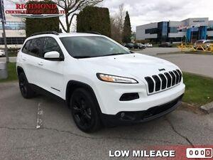 2016 Jeep Cherokee North   - Low Mileage