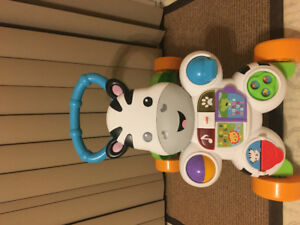 Fisher Price learn to walk toy