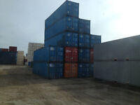 Sea Containers Forsale