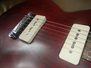 2014 Gibson Les Paul Melody Maker Made in the USA-Trades