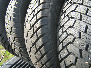 GOOD YEAR  ULTRAGRIP  WINTER  TIRES