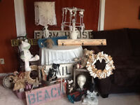 Local crafts for sale