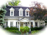 Charming Stouffville Victorian For Sale 197 ft lot