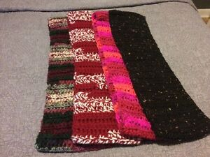 Crochet Scarves and Hats