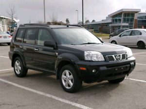 2005 Nissan X-trail LE (Safety Certified) - Lots of new parts