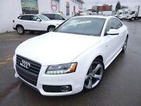 2012 Audi A5 SLINE Garantie 3 ans 60000km inclus AUTO LAVAL