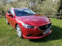 2013 Mazda 6 sport nav Pick Up Petrol Manual