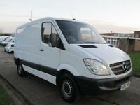 2012 12 MERCEDES-BENZ SPRINTER 2.1 313CDI SWB LOW ROOF 129 BHP. AIRCON. PARKING