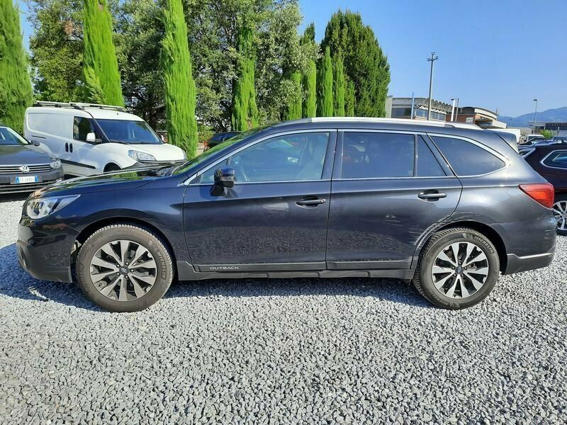 Subaru Outback  WAGON 2.0D-S Lineartronic Unlimited