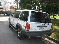 2000 Ford Explorer Sport VUS