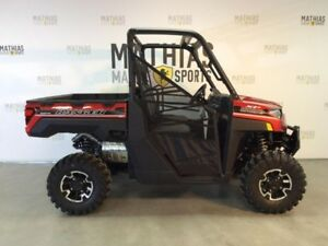 2018 Polaris RANGER XP 1000 EPS SUNSET RED / 52$/sem