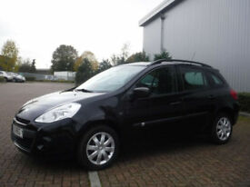Renault Clio Estate 1.5 DCiTom Tom Left Hand Drive(LHD)