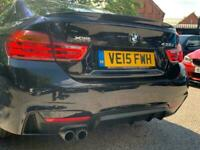 2015 BMW 4 SERIES GRAN COUPE 3.0 435d M Sport Gran Coupe Auto xDrive 5dr Hatchba