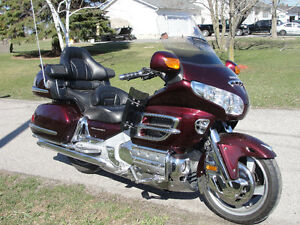Burgundy GoldWing for Sale