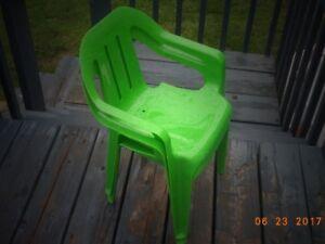 chaises pour enfant pour extérieur