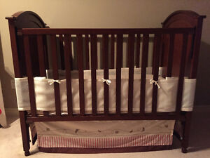 Solid Wood Crib London Ontario image 1