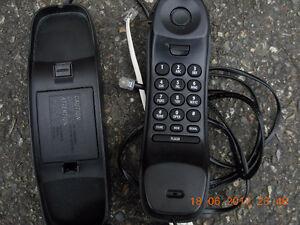 Uniden 1260BK Slimline Phone