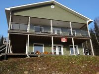 Beautiful furnished 2 bedroom 20 min from Sussex, Alma & Fundy