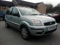 Ford Fusion Fusion 2002-(02 Plate)