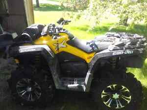For Sale 2015 Can Am XMR 800 $11,000 OBO