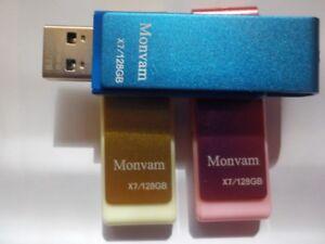 New 2018 Monvam Usb 3.0 Flash Drive 128GB