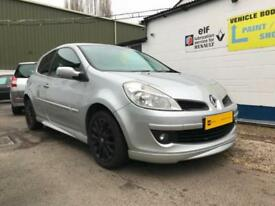 2008 Renault Clio 1.2Tce 16v 100BHP Dynamique - Metallic Silver