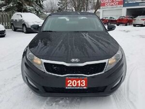 2013 Kia Optima   | Just Arrived | Spacious | Great on Gas | Cornwall Ontario image 6