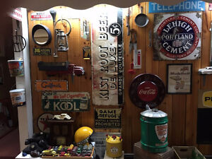 Vintage Oil & Gas and Soda Pop items and much more...NEW STUFF Regina Regina Area image 10