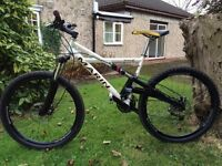 Marin B17 full suspension mountain bike