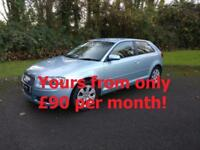 Audi A3 SE 1.6 Petrol 3 Door Hatchback 2006 New MOT