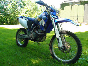 Great woods bike for trail riding, closed course scrambles...