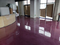 Epoxy Coatings Installation And Distribution