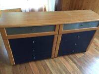 Dresser, chest of drawers, IKEA, I deliver
