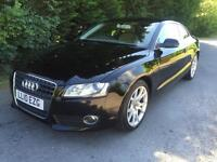 2010 AUDI A5 2.0 TFSI 6 SPEED MANUAL SPORTS COUPE START / STOP