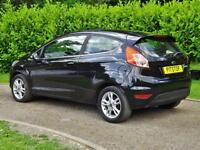 Ford Fiesta 1.2 Zetec 3dr PETROL MANUAL 2014/14