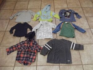 Gently used boy`s clothing size 2T
