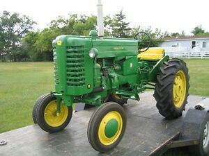 John Deere Model M 1950 Antique Tractor