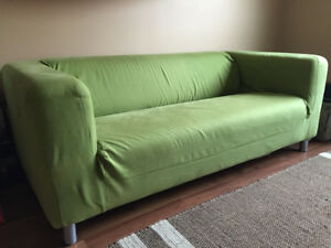 Klippan Ikea Sofa with 2 extra covers