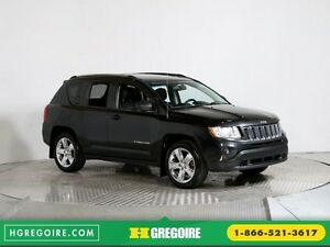 2011 Jeep Compass Limited A/C CUIR TOIT MAGS