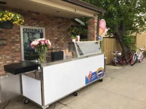 An Amazing Summer Opportunity - PORTABLE ICE CREAM STORE
