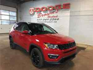 2018 Jeep Compass North Altitude 4X4 / Heated Seats