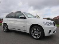 2013 BMW X5 3.0 DIESEL M-SPORT X-DRIVE 8 SPEED AUTO ** FBMWSH **