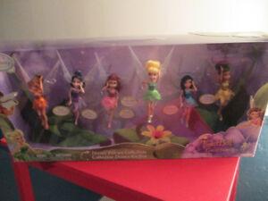 Poupées Fée Clochette et ses amies (Tinker Bell and her friends)