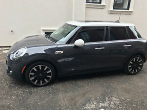 Lease Takeover: 2017 Mini Cooper S 5 Door - Loaded!