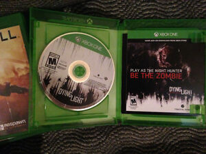 Xbox one with kinect, several games, and a controller Windsor Region Ontario image 6