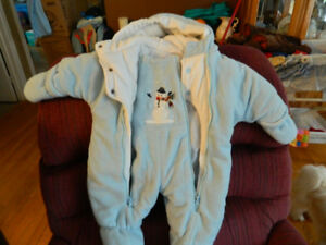winter suit 3 to 6 months
