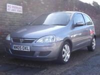 Vauxhall/Opel Corsa 1.2i 16v ( a/c ) Breeze 2005(05) 5 Door Hatchback