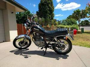 Suzuki Gn250 West End Brisbane South West Preview